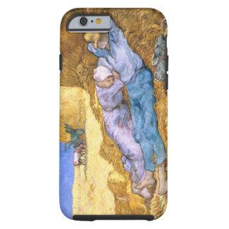 Vincent van Gogh | Noon, The Siesta, after Millet Tough iPhone 6 Case