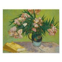 Vincent van Gogh - Oleanders Photo Print