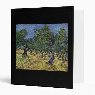 Vincent van Gogh - Olive Grove Vinyl Binders