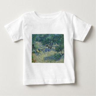 Vincent van Gogh - Olive Orchard Baby T-Shirt