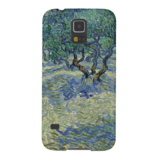 Vincent Van Gogh Olive Orchard Fine Art Painting Galaxy S5 Cover