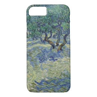 Vincent Van Gogh Olive Orchard Fine Art Painting iPhone 8/7 Case