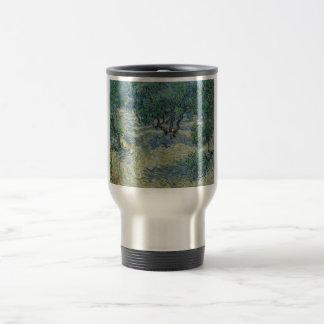 Vincent van Gogh - Olive Orchard Travel Mug