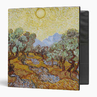 Vincent van Gogh   Olive Trees, 1889 Binder