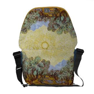 Vincent van Gogh | Olive Trees, 1889 Courier Bag