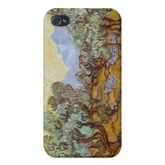 Vincent van Gogh | Olive Trees, 1889 iPhone 4/4S Case
