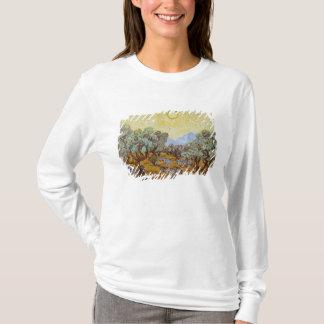 Vincent van Gogh | Olive Trees, 1889 T-Shirt