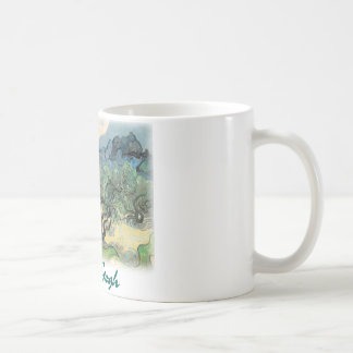 Vincent Van Gogh - Olive Trees with the Alpilles Coffee Mug