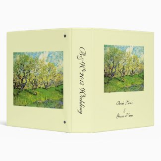 Vincent van Gogh,Orchard in Blossom Binders