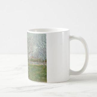 Vincent van Gogh - Orchard in Blossom Coffee Mug