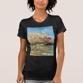 Vincent Van Gogh - Orchard In Blossom Fine Art T-Shirt
