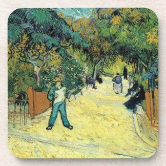 Vincent Van Gogh Painting Beverage Coaster