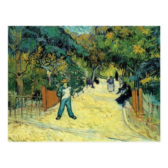 Vincent Van Gogh Painting Postcard
