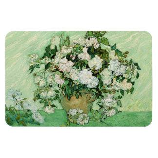 Vincent van Gogh Painting, Roses 1890 Magnet