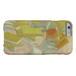 Vincent van Gogh - Piles of French Novels Barely There iPhone 6 Case