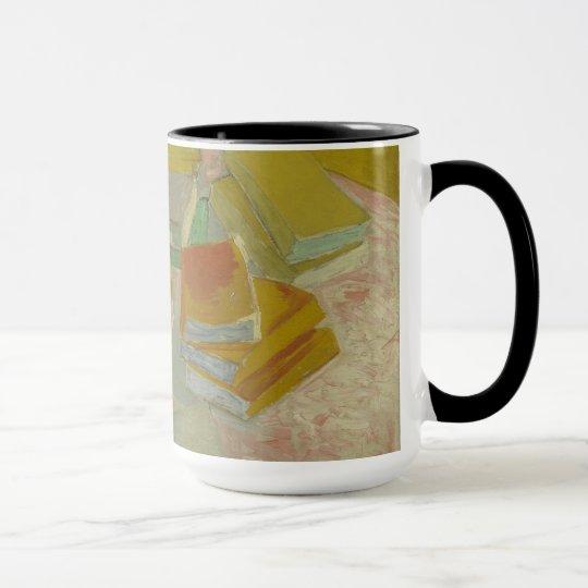 Vincent van Gogh - Piles of French novels Mug