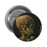Vincent van Gogh Pin Redondo 5 Cm