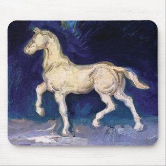 Vincent Van Gogh - Plaster Statuette Of A Horse Mouse Pad
