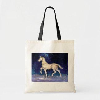 Vincent Van Gogh - Plaster Statuette Of A Horse Tote Bag