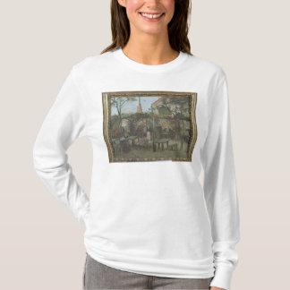 Vincent van Gogh | Pleasure Gardens at Montmartre T-Shirt