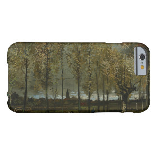 Vincent van Gogh - Poplars near Nuenen Barely There iPhone 6 Case