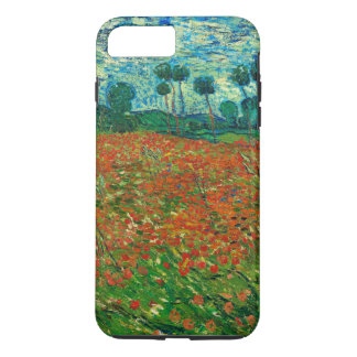 Vincent Van Gogh Poppy Field Floral Vintage Art iPhone 8 Plus/7 Plus Case