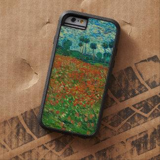 Vincent Van Gogh Poppy Field Floral Vintage Art Tough Xtreme iPhone 6 Case