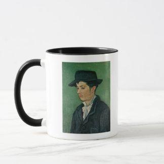 Vincent van Gogh   Portrait of Armand Roulin, 1888 Mug
