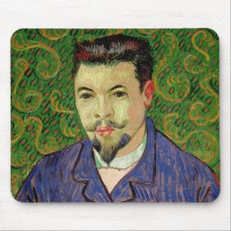Vincent van Gogh | Portrait of Dr. Felix Rey, 1889 Mouse Pad