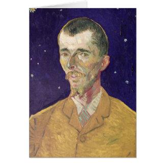 Vincent van Gogh   Portrait of Eugene Boch  1888 Card