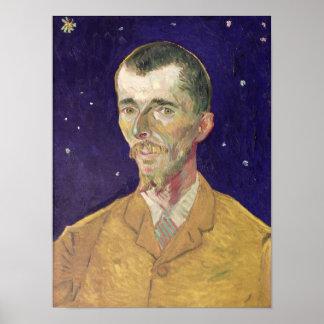 Vincent van Gogh   Portrait of Eugene Boch  1888 Poster