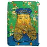 Vincent van Gogh - Portrait of Joseph Roulin iPad Air Cases