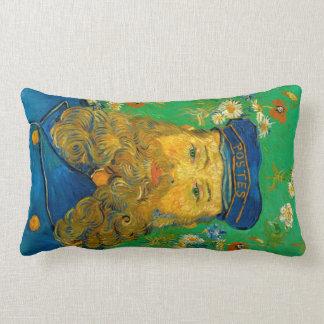 Vincent van Gogh - Portrait of Joseph Roulin Throw Pillow
