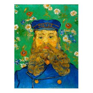 Vincent van Gogh Portrait of Joseph Roulin Postcard
