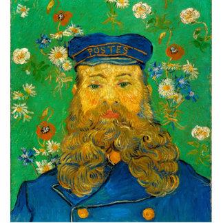 Vincent van Gogh - Portrait of Joseph Roulin Statuette