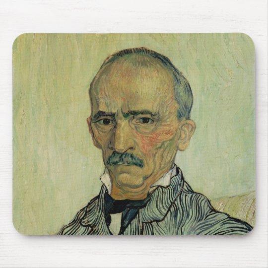 Vincent van Gogh   Portrait of Superintendant Mouse Pad