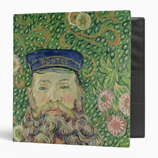 Vincent van Gogh | Portrait of the Postman 3 Ring Binder