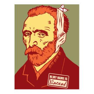 Vincent Van Gogh Post Card