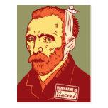Vincent van Gogh Postal