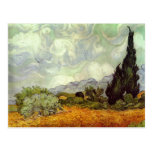 Vincent Van Gogh Postcard at Zazzle