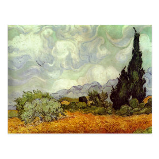 Vincent Van Gogh Postcards
