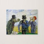 Vincent van Gogh - rompecabezas de los bebedores