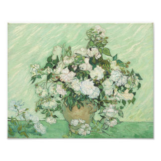 Vincent Van Gogh Roses (1890) Photo Print