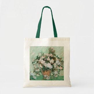 Vincent van Gogh   Roses, 1890 Tote Bag