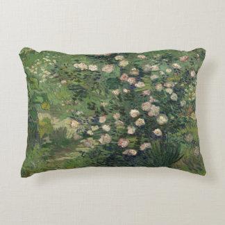 Vincent van Gogh - Roses Decorative Pillow