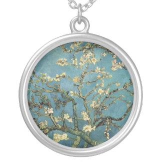 Vincent van Gogh Round Pendant Necklace