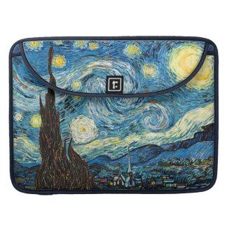 Vincent Van Gogh's Starry Night Sleeve For MacBook Pro