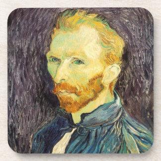 Vincent Van Gogh Self Drink Coaster