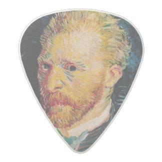 Vincent van Gogh | Self Portrait, 1887 Acetal Guitar Pick