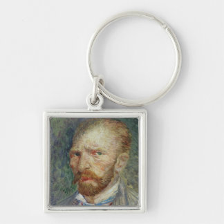 Vincent van Gogh | Self Portrait, 1887 Keychain